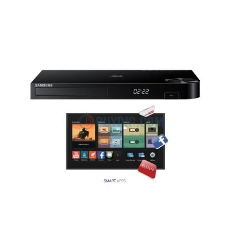 Samsung BDH5900 Smart 3D Bluray Player Bundle