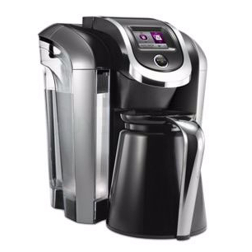how to turn off keurig auto off set