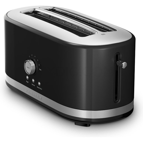 Black Kitchenaid Toaster: KitchenAid 4-Slice Long Slot Toaster With High Lift Lever