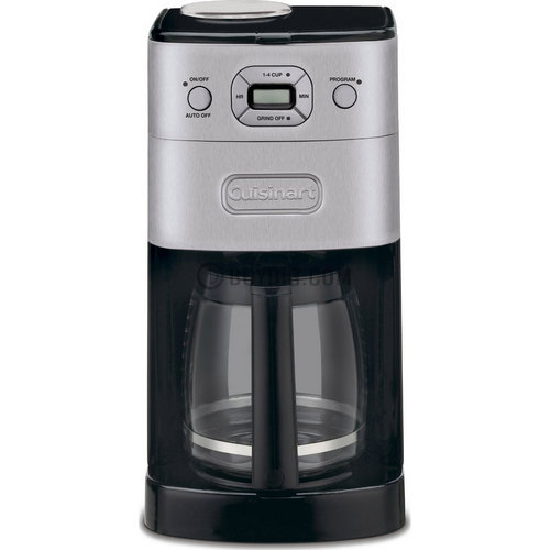 Are Cuisinart Coffee Makers Made In Usa : Cuisinart Grind & Brew 12-C Auto Coffee Maker DGB-625BC 8627902417 eBay