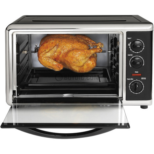 ... about Hamilton Beach Countertop Oven with Convection and Rotisserie