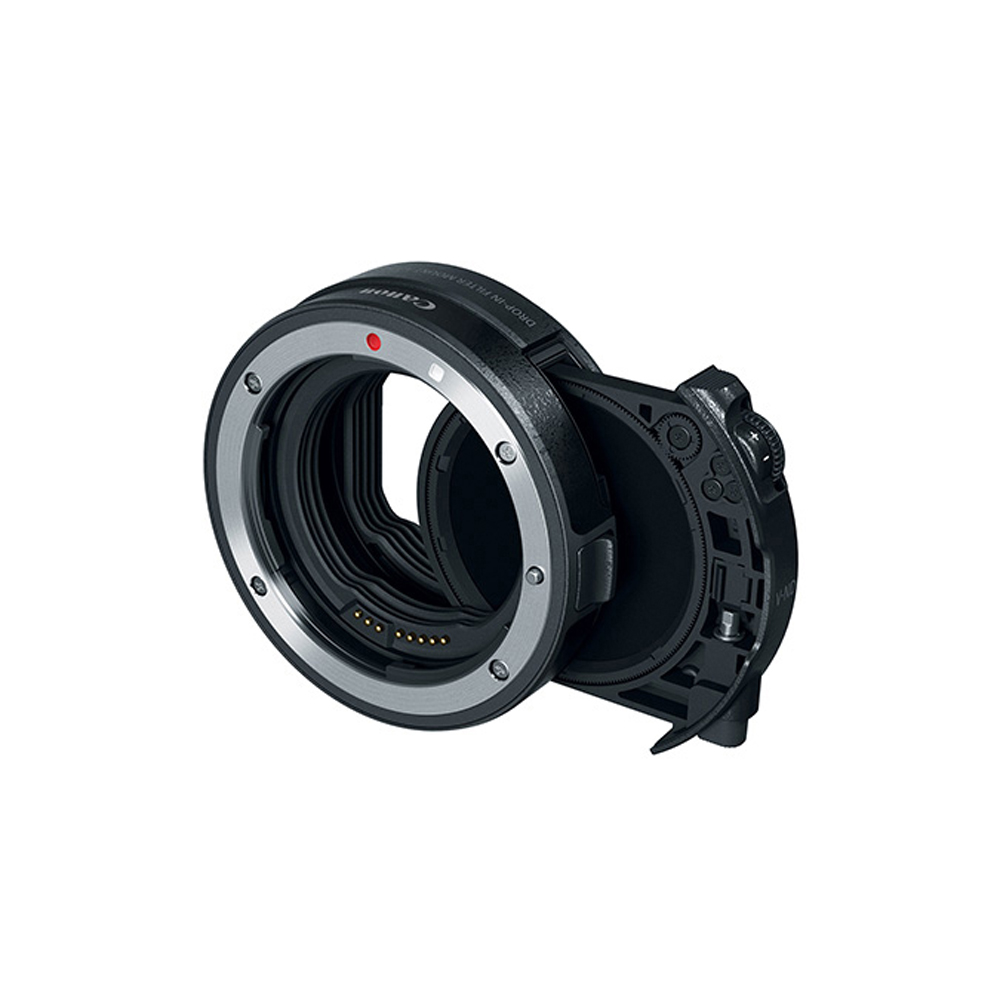 Canon Drop-In Filter Mount Adapter EF-EOS R with Variable ND Filter A - (3443C002)