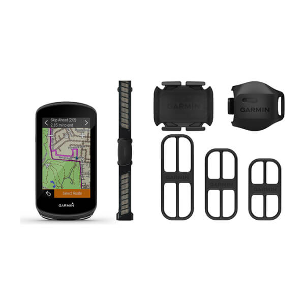 Garmin Edge 1030 Plus with HRM-Dual Bundle
