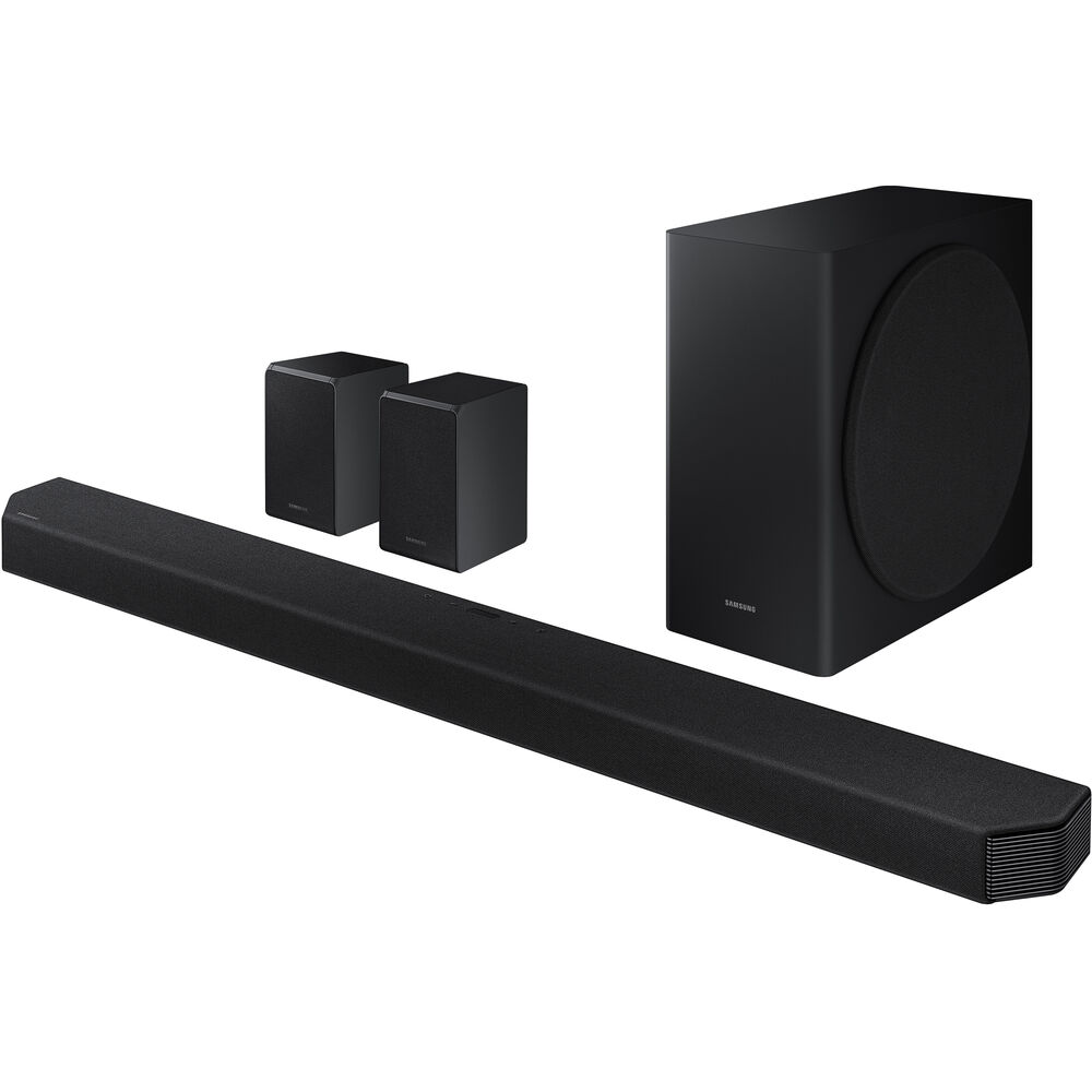 Samsung 9.1.4ch Soundbar + Alexa Built-in on sale