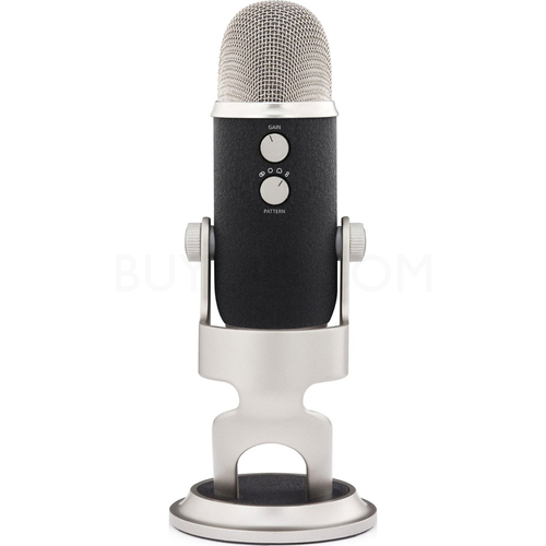 blue microphones yeti pro usb condenser microphone multipattern w wind screen 836213001967 ebay. Black Bedroom Furniture Sets. Home Design Ideas