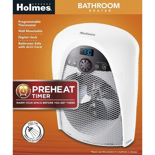 Holmes Bathroom Safe Heater Hfh436wgl Um Ebay