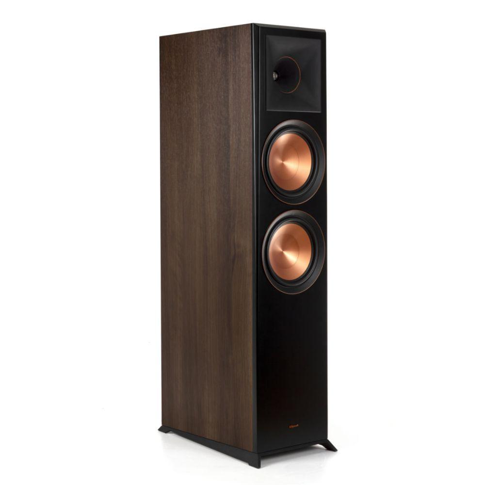 Klipsch RP-8000F Reference Premiere 8 2-Way Floorstanding Speaker, Single  Walnut