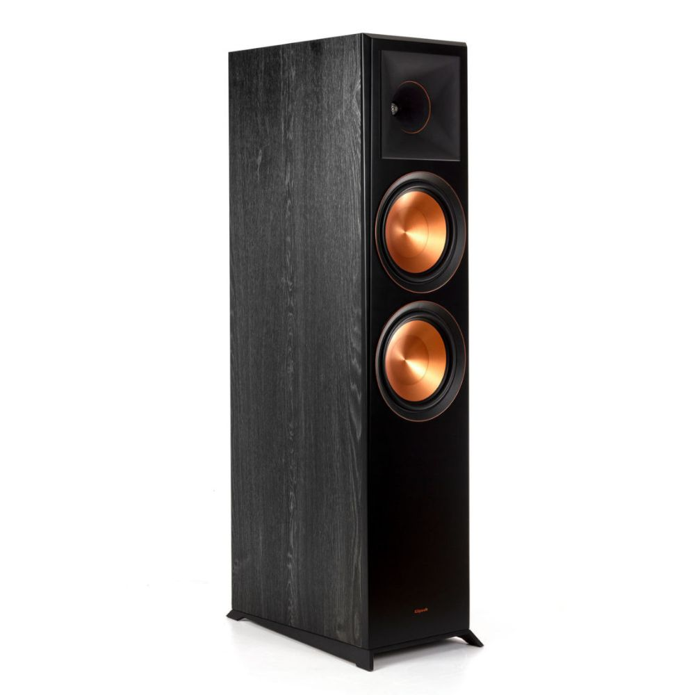 Klipsch RP-8000F Reference Premiere 8 2-Way Floorstanding Speaker, Single  Ebony