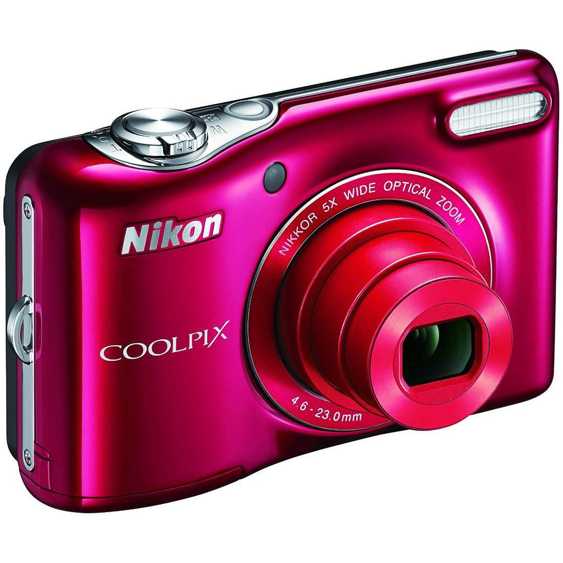Nikon COOLPIX 20.1MP Digital Camera