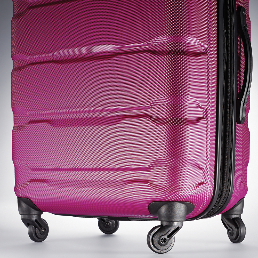 Samsonite-Omni-24-Inch-Hardside-Spinner-Luggage-Suitcase-Choose-Color thumbnail 14