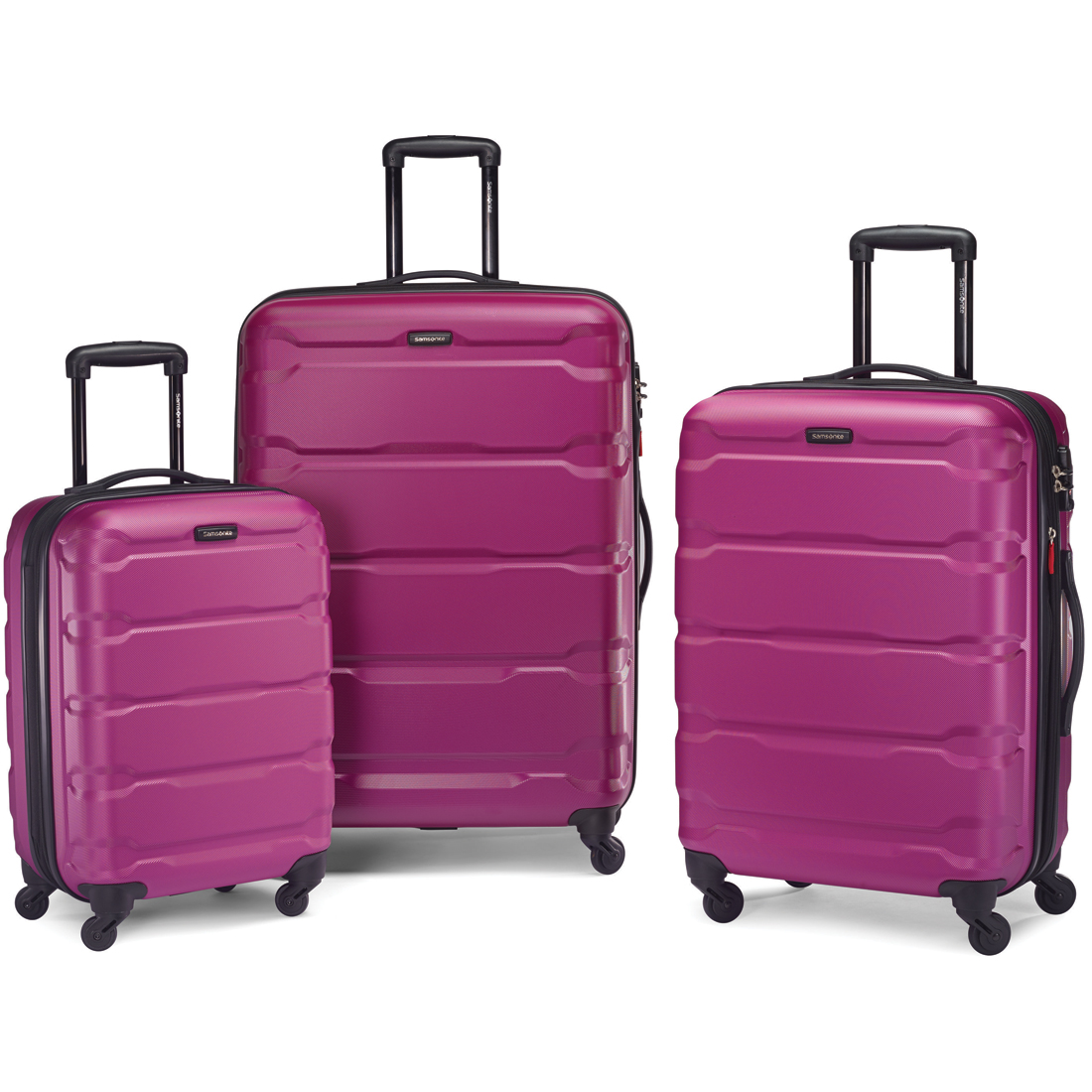 Samsonite-Omni-24-Inch-Hardside-Spinner-Luggage-Suitcase-Choose-Color thumbnail 16