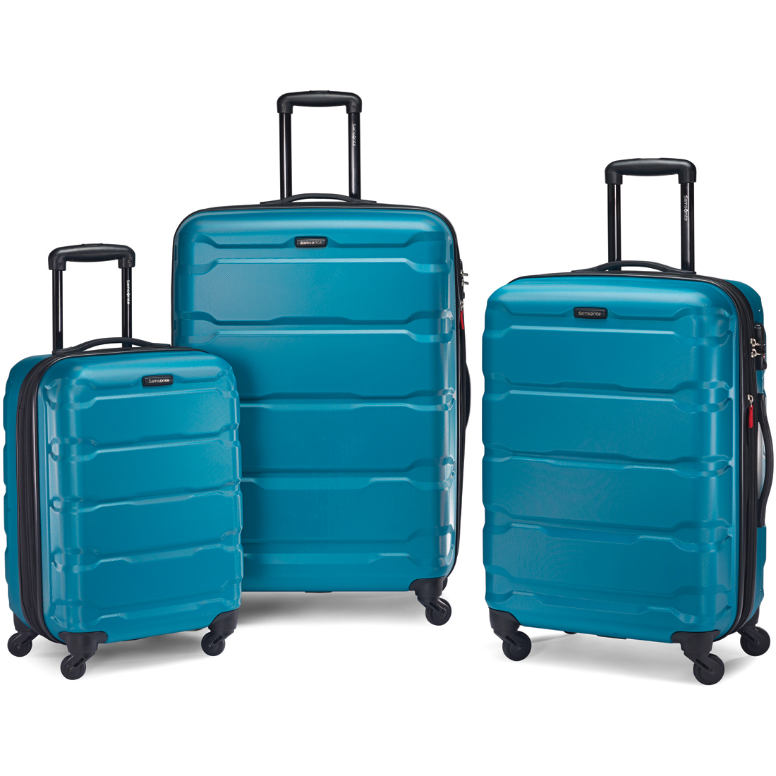 Samsonite-Omni-24-Inch-Hardside-Spinner-Luggage-Suitcase-Choose-Color thumbnail 32