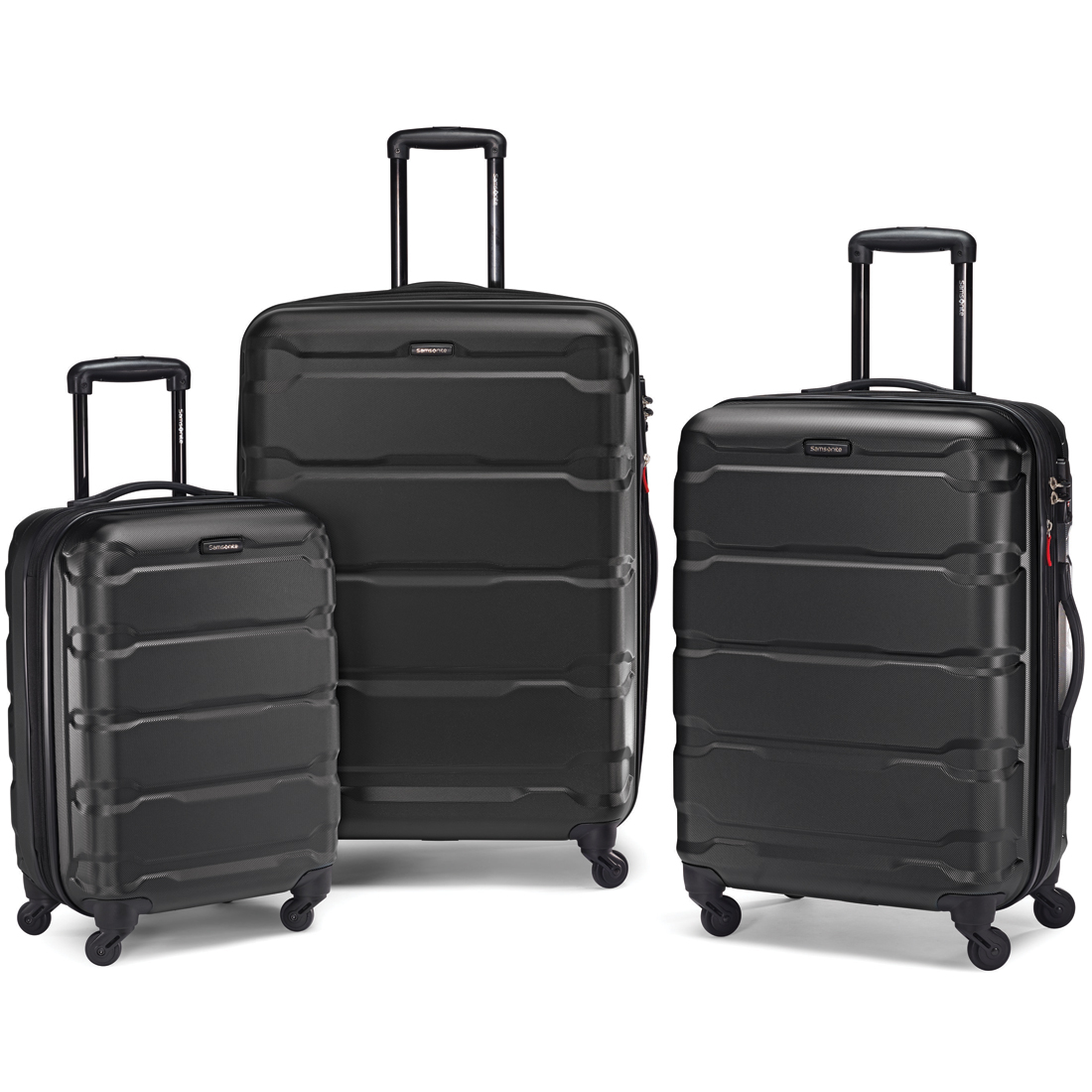 Samsonite-Omni-24-Inch-Hardside-Spinner-Luggage-Suitcase-Choose-Color thumbnail 9