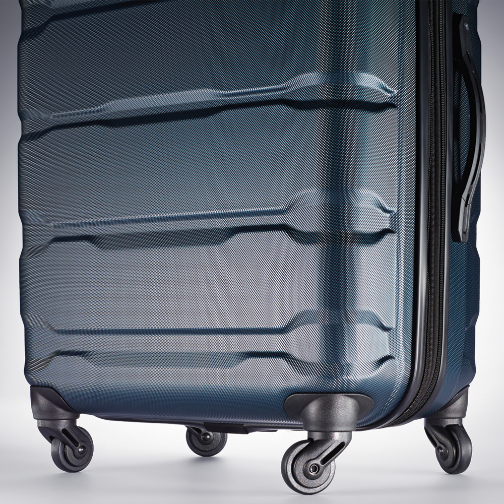 Samsonite-Omni-24-Inch-Hardside-Spinner-Luggage-Suitcase-Choose-Color thumbnail 37