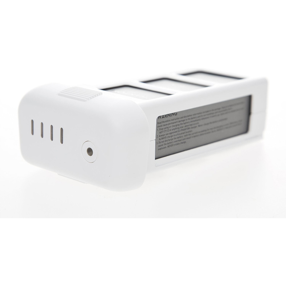 Powerextra Phantom 3 Intelligent Flight Battery 4480mah For The Dji Standard Drone With One 27k Video Camera White Ebay