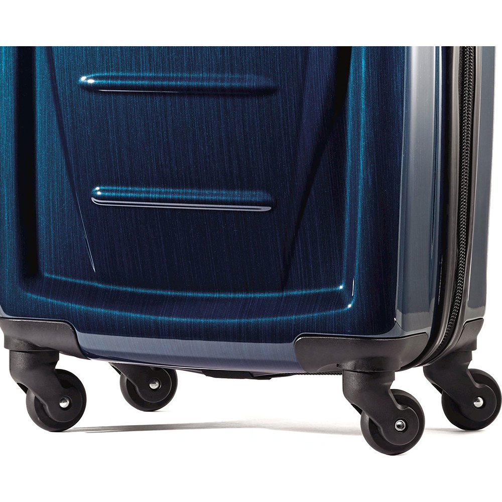 Samsonite-Winfield-2-Fashion-24-Inch-Hardside-Spinner-Luggage-Suitcase-4-Colors thumbnail 5