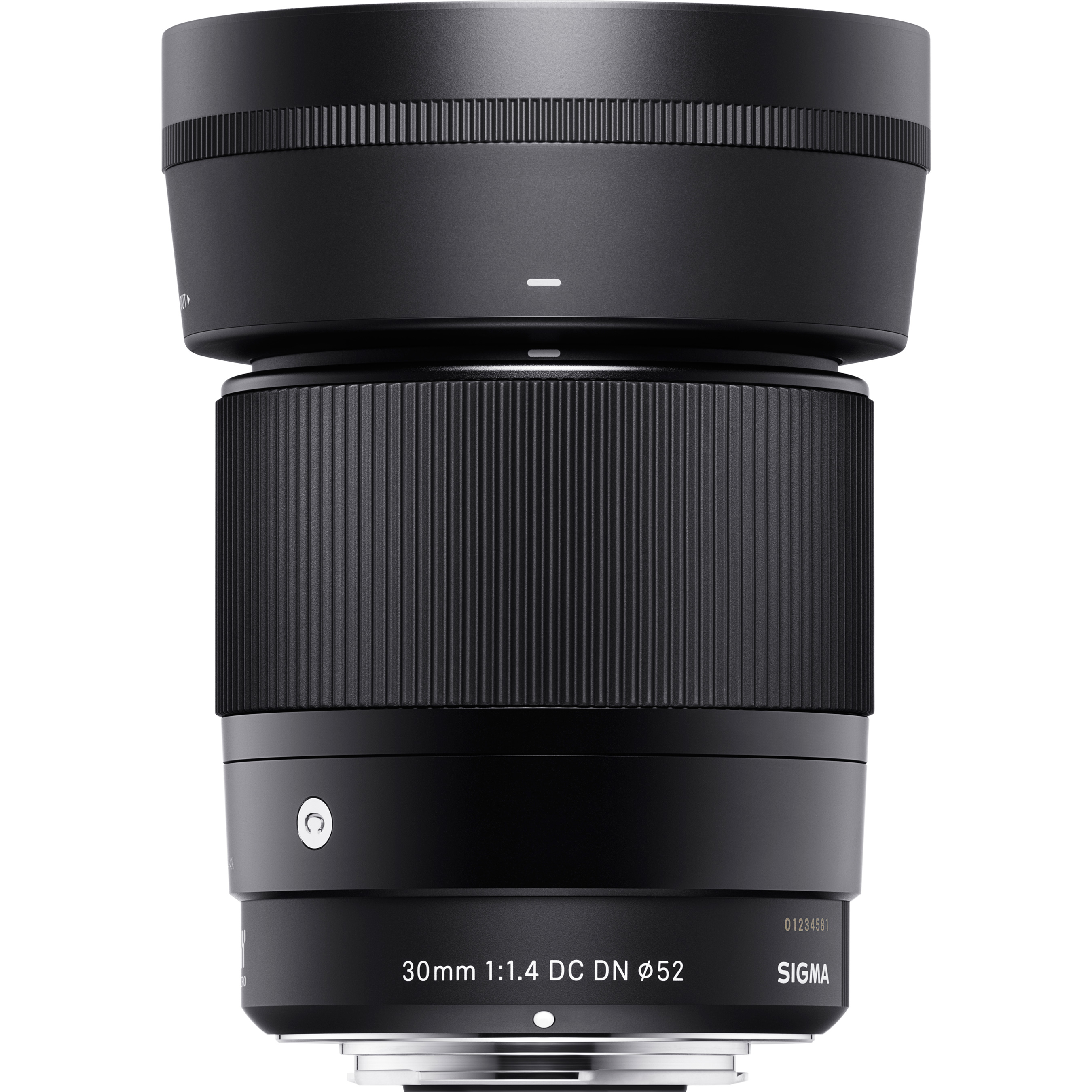 Sigma 30mm F1 4 Dc Dn Lens For Micro 4 3 Mount 302963 85126302634