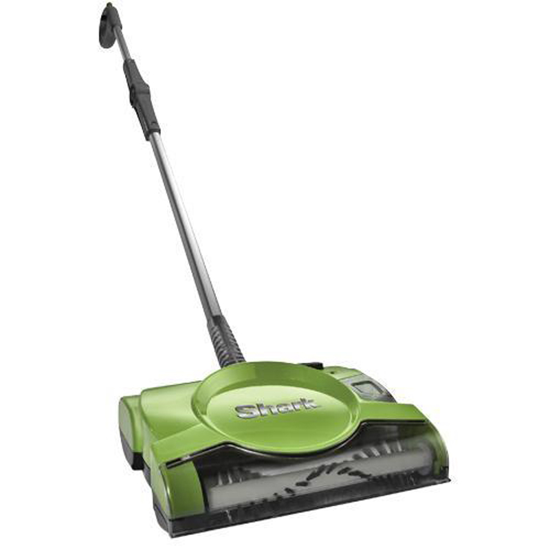 Shark V2930 10 Inch Rechargeable Floor And Carpet Sweeper