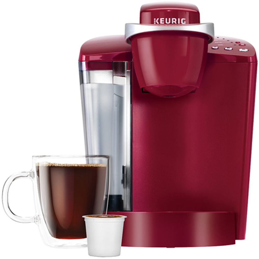Keurig Coffee Maker Programmable : Keurig K55 Single Serve Programmable K-Cup Pod Coffee Maker (Rhubarb Red) eBay