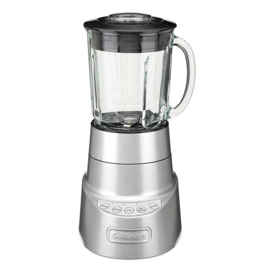 Cuisinart CB-1200PCFR 4-Speed Metal Blender - Manufacturer Refurbished