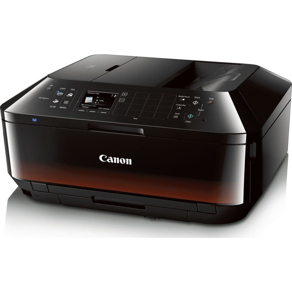 Canon Pixma Mx922 Wifi Inkjet All-in-one Printer + Corel ...