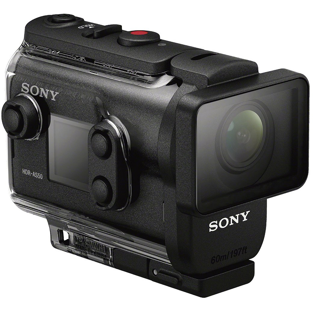 sony hdr as50 b full hd action cam ebay. Black Bedroom Furniture Sets. Home Design Ideas