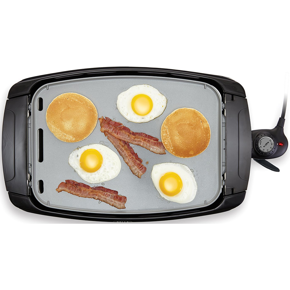 Sensio Bella 1500w 2 In 1 Reversible Grill Griddle Combo