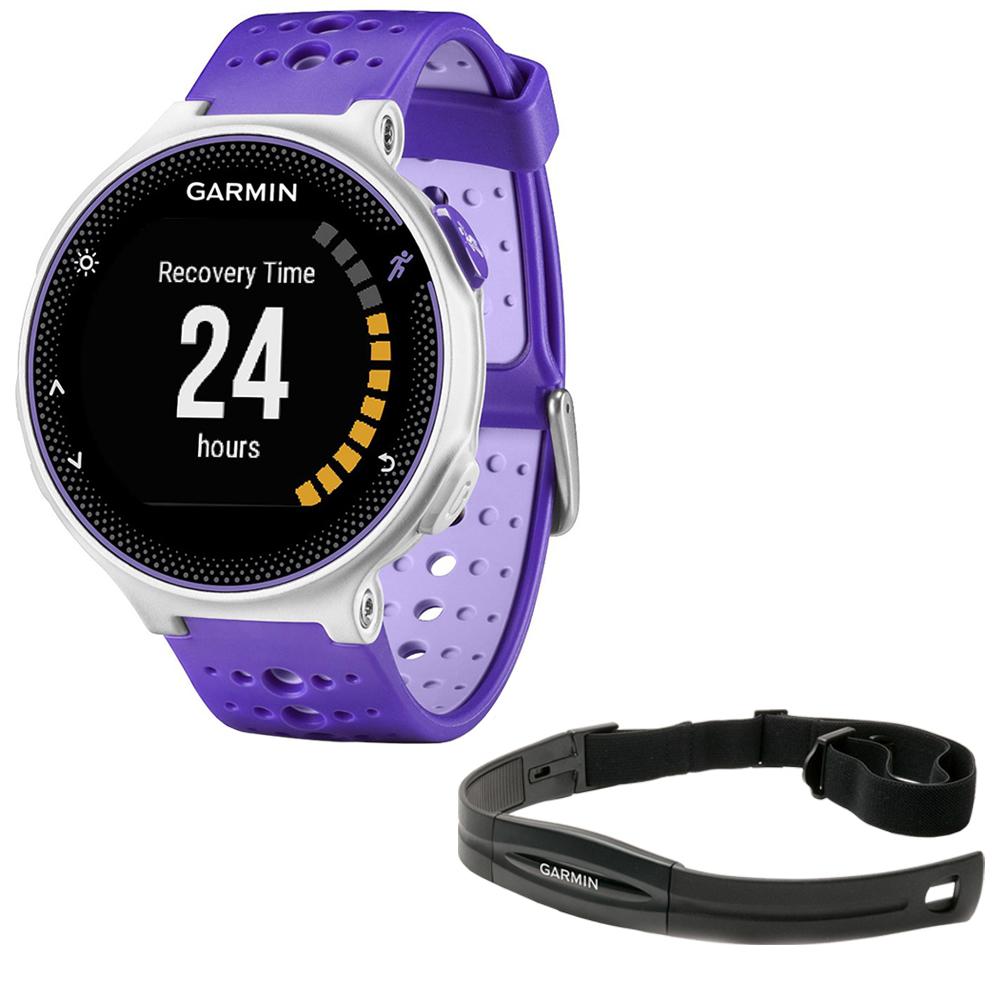 Garmin Forerunner 230 GPS Running Watch + Heart Rate ...