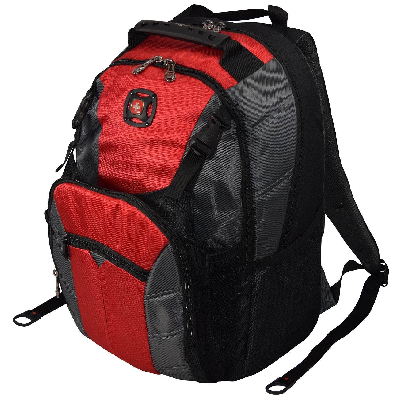 Городской рюкзак wenger swissgear airflow original какой фирмы купить рюкзак для первоклассника отзывы