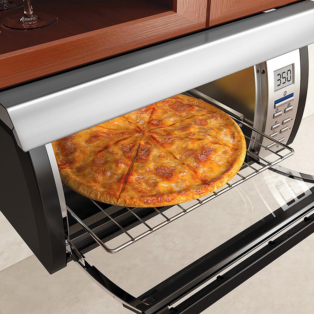 Black Amp Decker Spacemaker Under Counter Toaster Oven