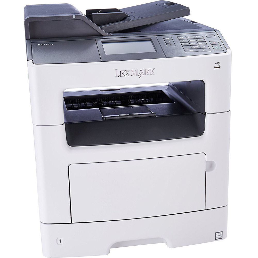 Lexmark mx410de monocrhome all in one laser printer ebay catalog lex35s5701 mfg part 35s5701 condition brand new usa warranty biocorpaavc Image collections