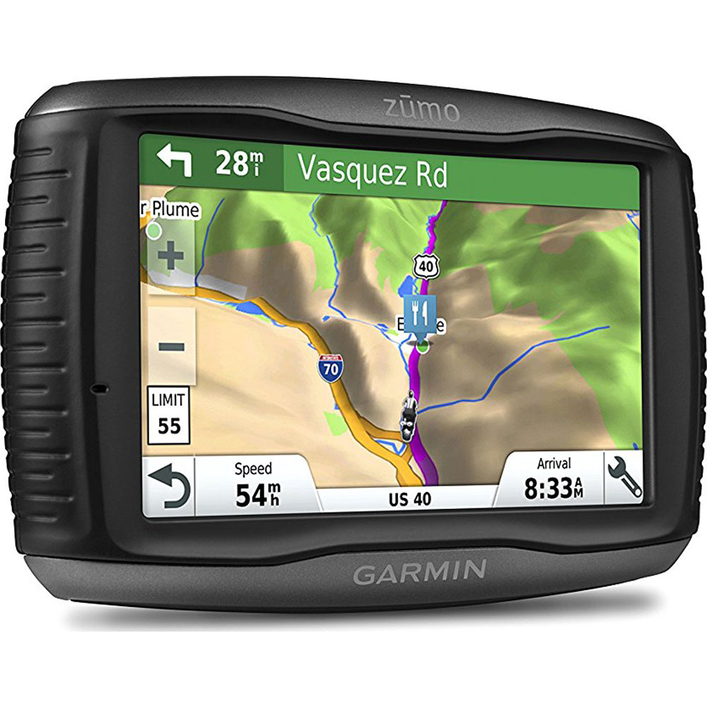 garmin zumo 595lm motorcycle gps navigator ebay. Black Bedroom Furniture Sets. Home Design Ideas