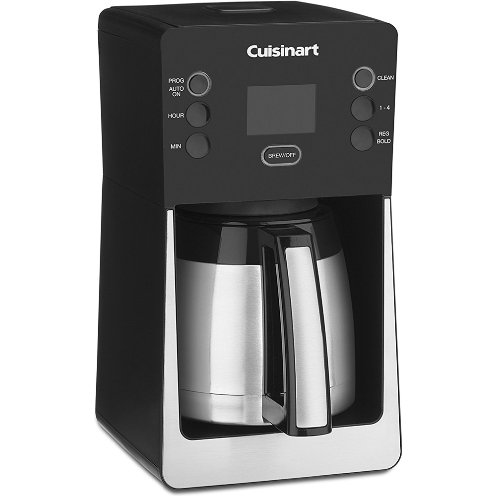 Are Cuisinart Coffee Makers Made In Usa : CUISINART Perfec Temp 12 Cup Coffee Maker - DCC-2900 - ?90.20 PicClick UK