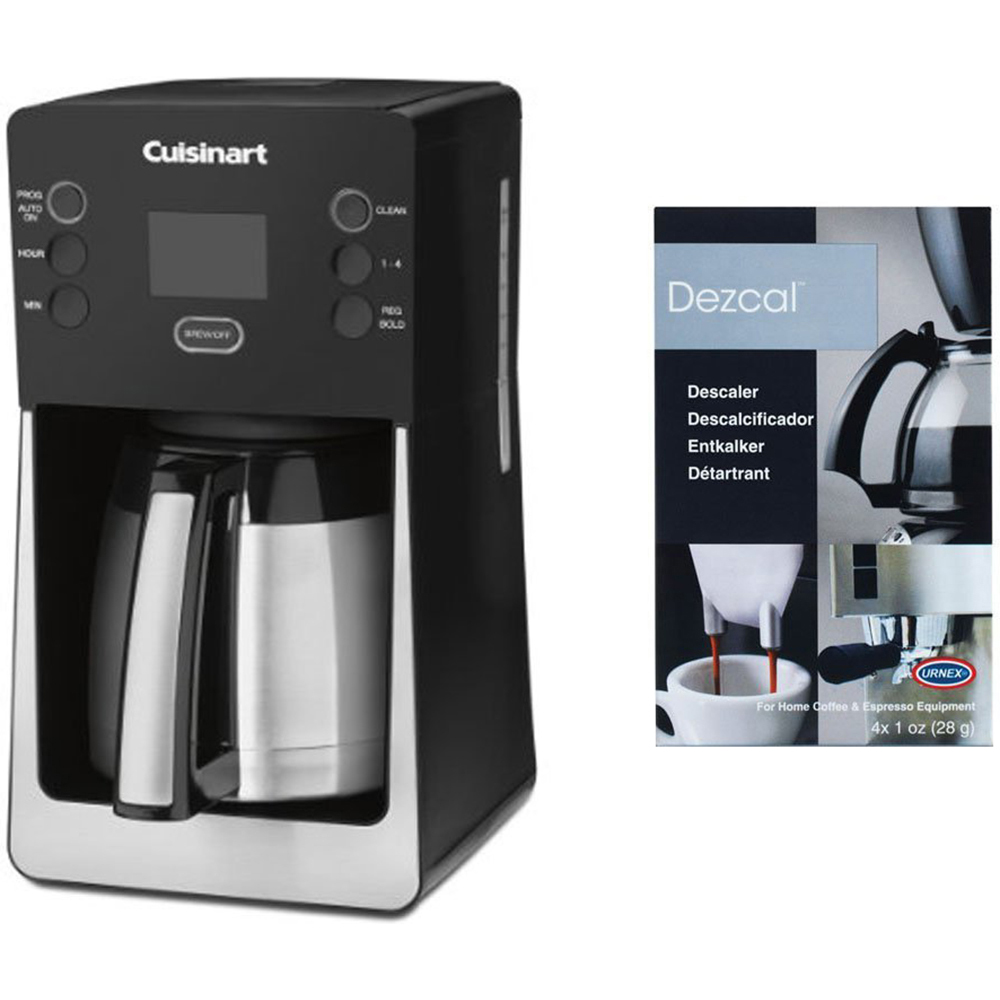 Cuisinart Coffee Maker Carafe Temperature : Cuisinart Perfec Temp 12 Cup Coffee Maker - DCC-2900 86279041470 eBay