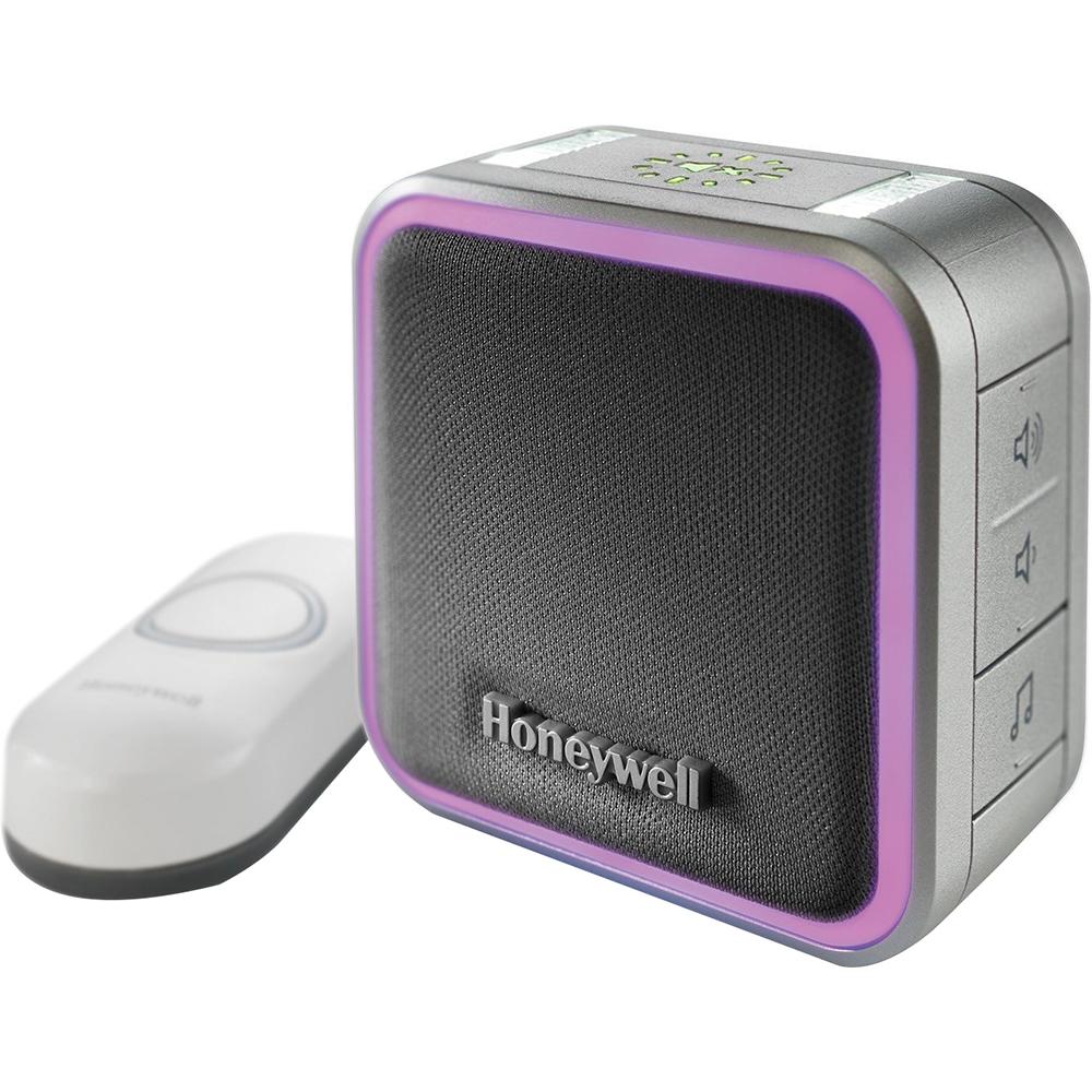 Honeywell portable wireless doorbell alemite 555