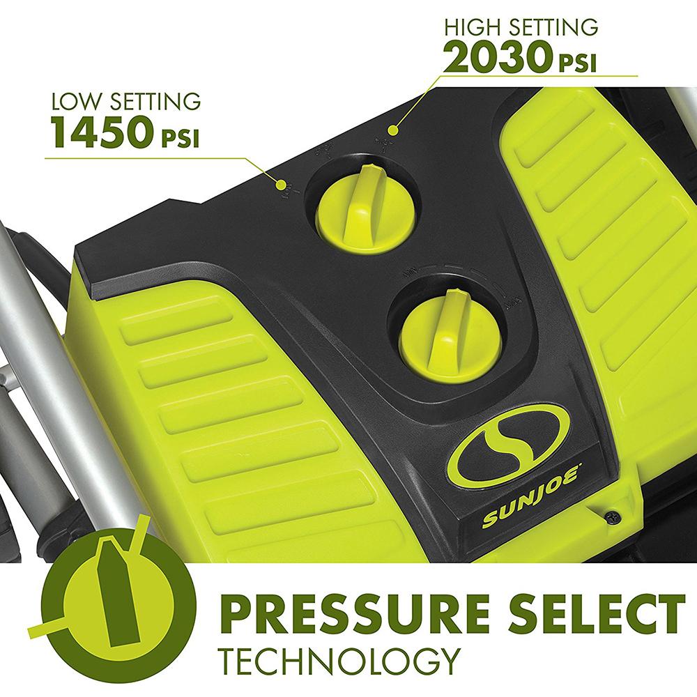 Sun-Joe-SPX4000-Pressure-Joe-2030-PSI-Electric-Pressure-Washer miniature 5