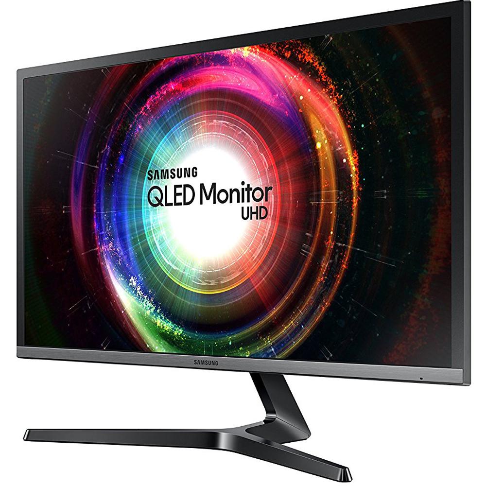 samsung 28 16 9 uh750 qled 4k ultra hd monitor ebay. Black Bedroom Furniture Sets. Home Design Ideas
