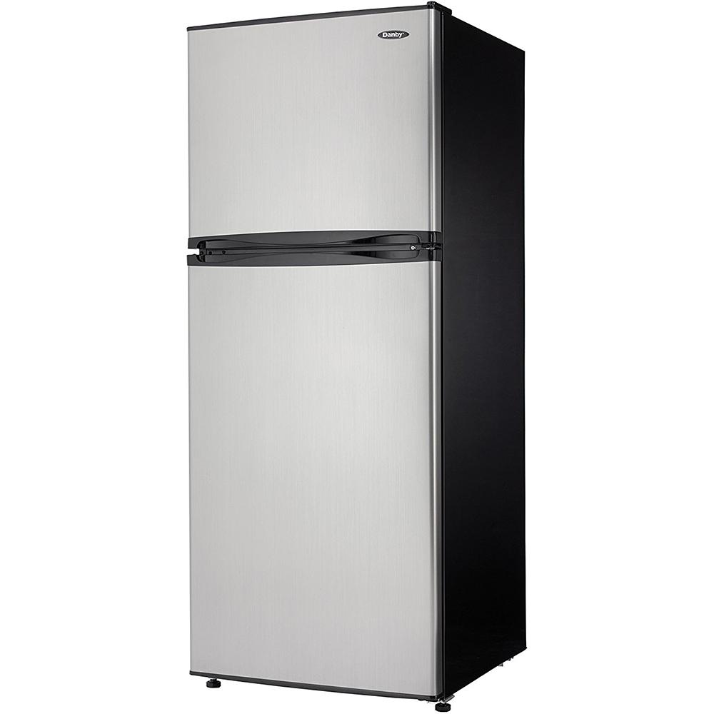 Details about Danby 9.9 Cu. Ft. 10 Apartment Size Refrigerator -  DFF100C1BSLDB