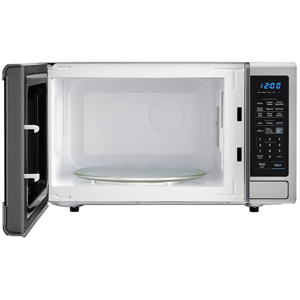Catalog Shsmc1842cs Mfg Part Smc1842cs Condition Brand New Usa Warranty Carousel 1 8 Cu Ft 1100w Countertop Microwave Oven