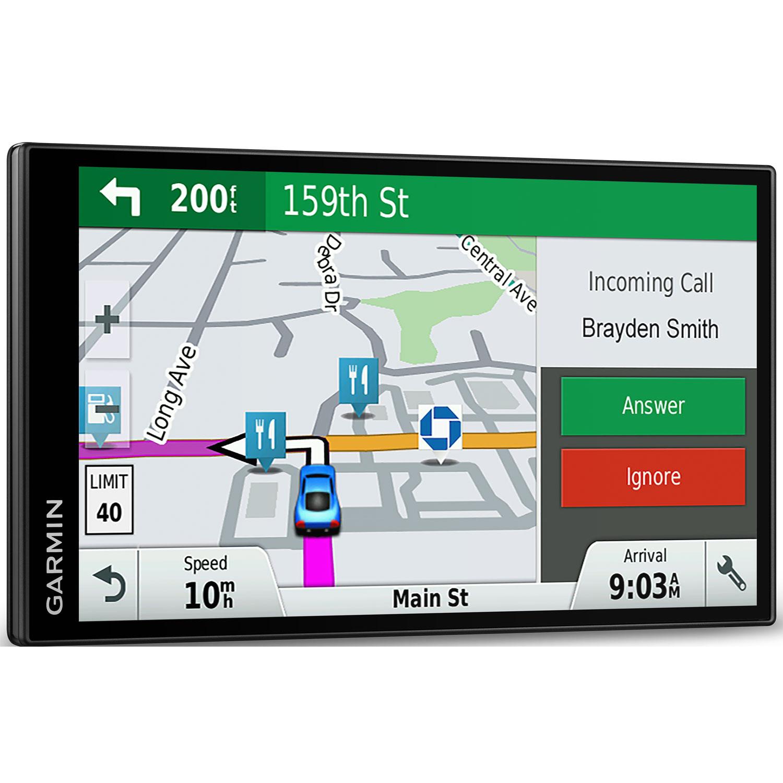 Garmin DriveSmart 61 NA LMT-S Advanced Navigation GPS w// Smart Features
