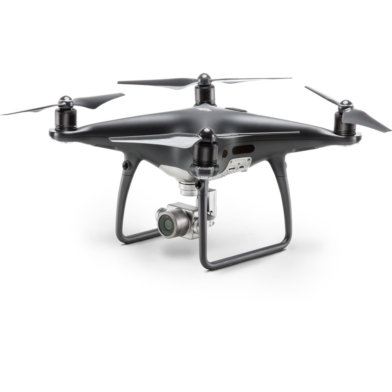 dji phantom 4 pro plus quadcopter drone obsidian. Black Bedroom Furniture Sets. Home Design Ideas