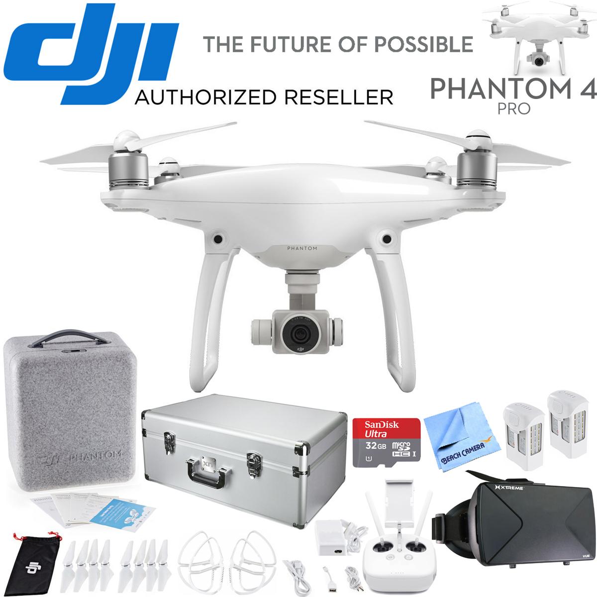Phantom Electric Supercharger Amazon: DJI Phantom 4 Pro Quadcopter Drone