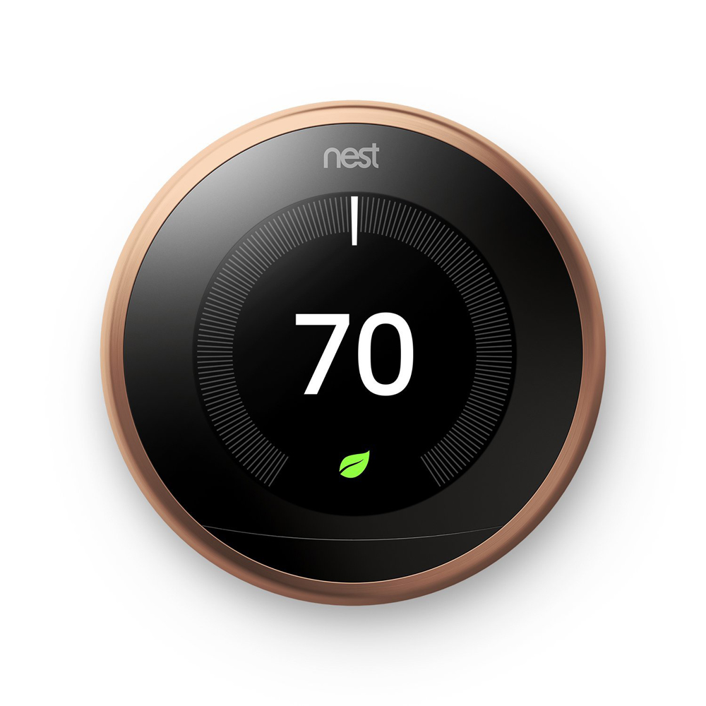Nest-Learning-Thermostat-3rd-Gen-with-Deco-Gear-2-Pack-WiFi-Smart-Plug thumbnail 12