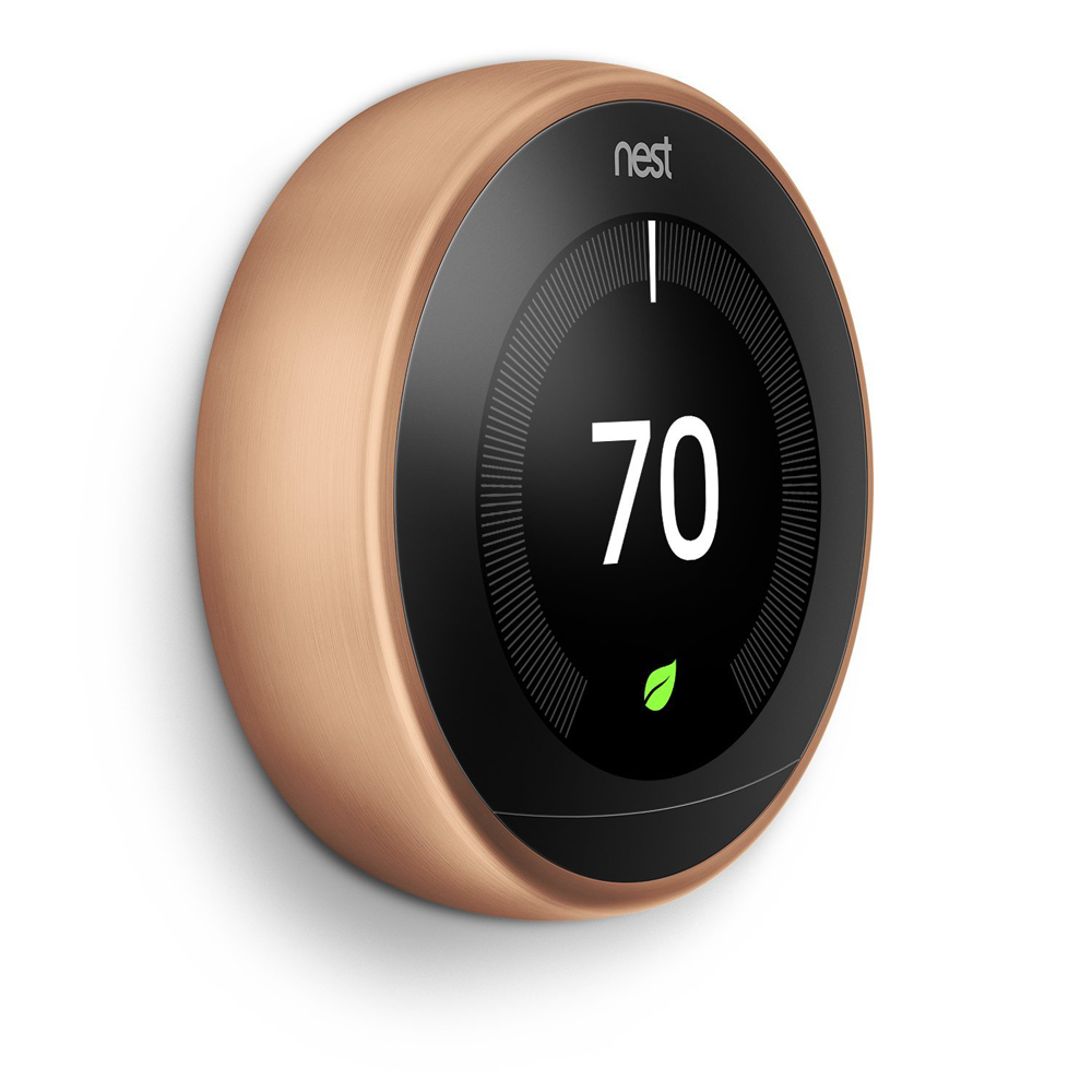 Nest-Learning-Thermostat-3rd-Gen-with-Deco-Gear-2-Pack-WiFi-Smart-Plug thumbnail 13