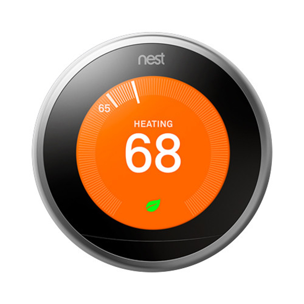 Nest-Learning-Thermostat-3rd-Gen-with-Deco-Gear-2-Pack-WiFi-Smart-Plug thumbnail 20