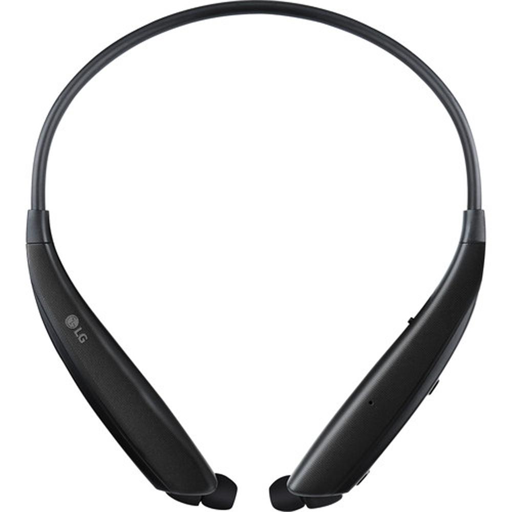 b2d0b42b5e9 LG Ultra Bluetooth Neckband Headset (Black) - HBS-830. Catalog #: LGHBS830K  MFG Part #: HBS-830.ACUSBKI Condition: Brand new, USA Warranty