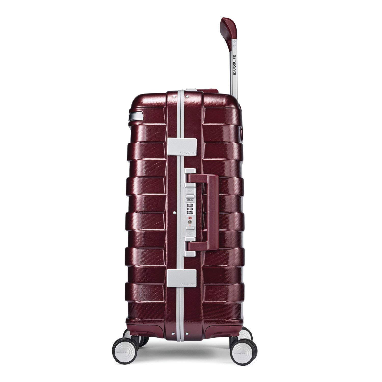 Samsonite-Framelock-20-Inch-Hardside-Carry-On-Luggage-Spinner-Wheels-Suitcase thumbnail 9