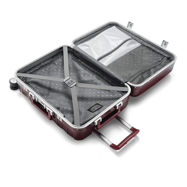 Samsonite-Framelock-20-Inch-Hardside-Carry-On-Luggage-Spinner-Wheels-Suitcase thumbnail 10