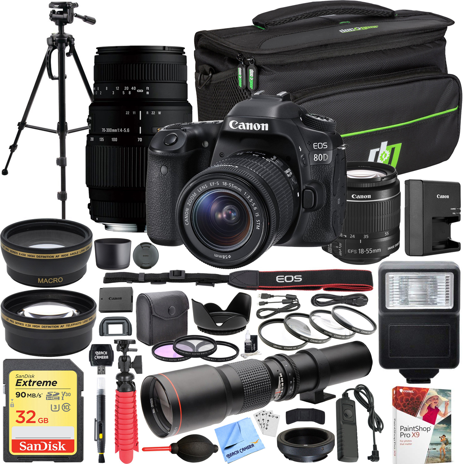 ... Kit 18 135mm Is Usm Wifi Hitam 2269313 110171049 by . Source · Canon Eos 80d 242 Mp Cmos Dslr Camera W Ef S 18 55mm Sigma 75 70d