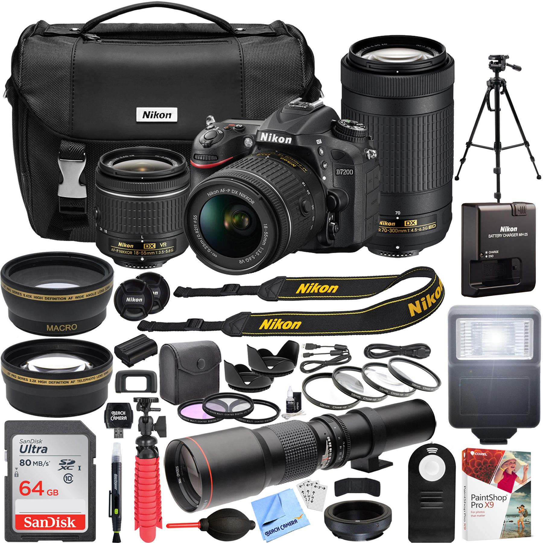 The Nikon D7200 Custom White Balance {Forumaden}